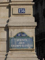 most famous shopping street in paris