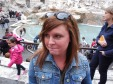 linds at the trevi fountain :)