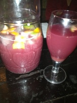 sangria after the show!