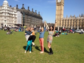 we love london!