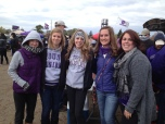 my favorite girls at our last mount union homecoming