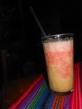 pineapple strawberry juice for breakfast