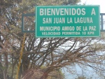entering san juan from san pablo